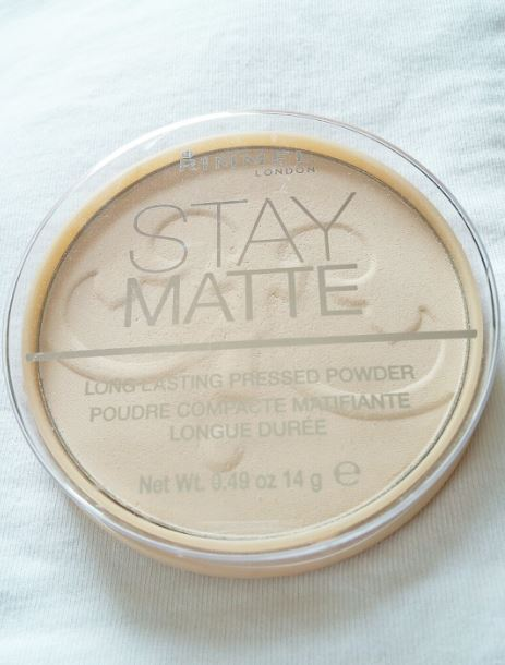 Rimmel Stay Matte Powder II