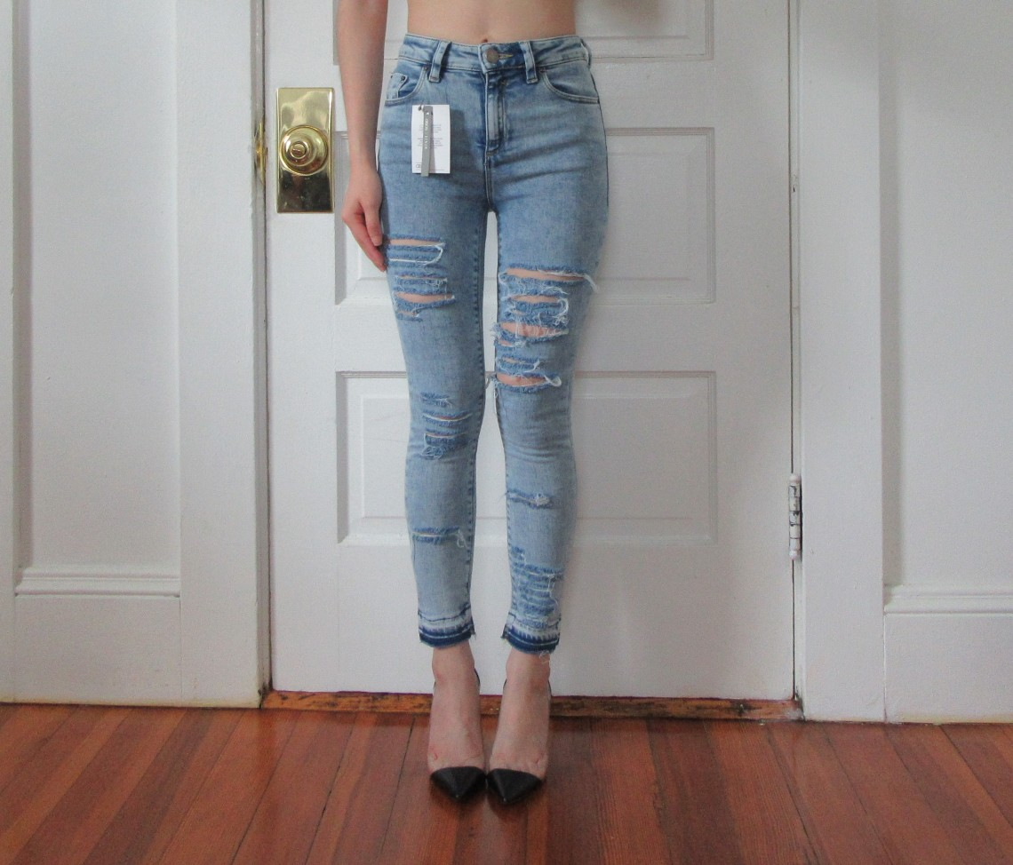 ASOS Petite Jeans III