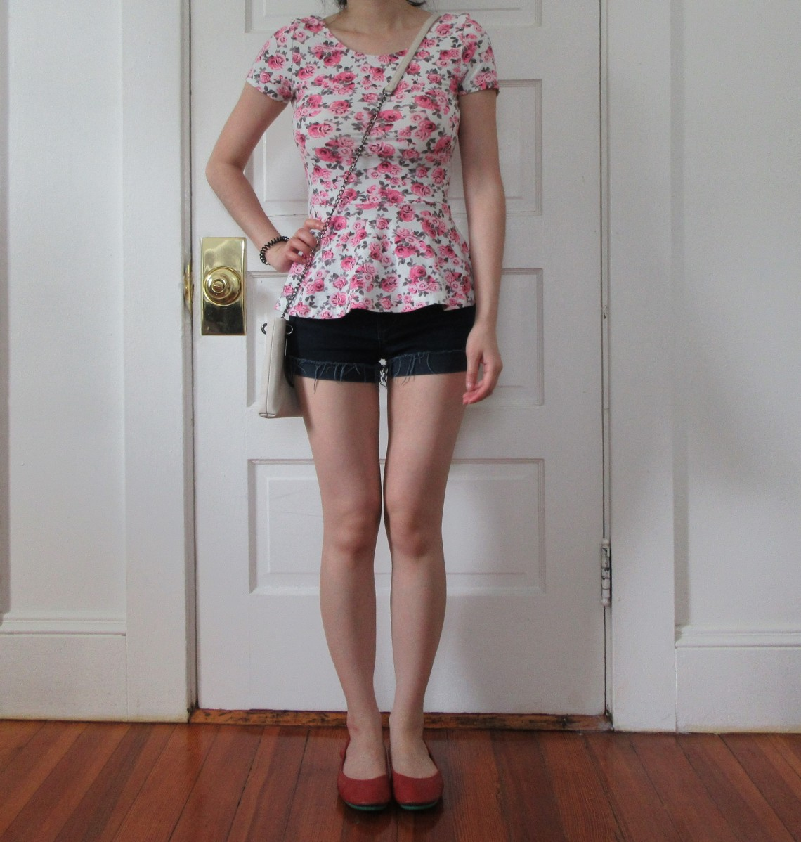 Strawberry Picking Outfit I